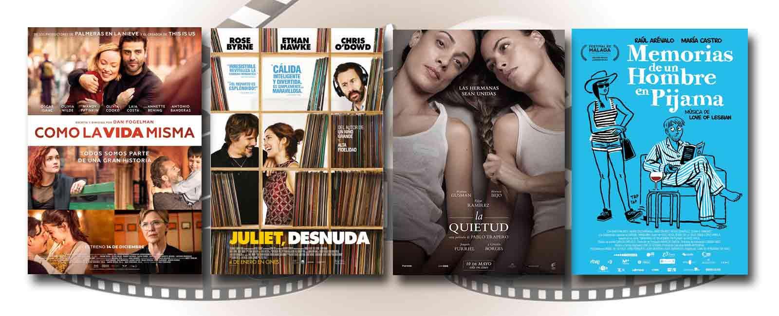 Estrenos de Cine de la Semana… 4 de Enero 2019