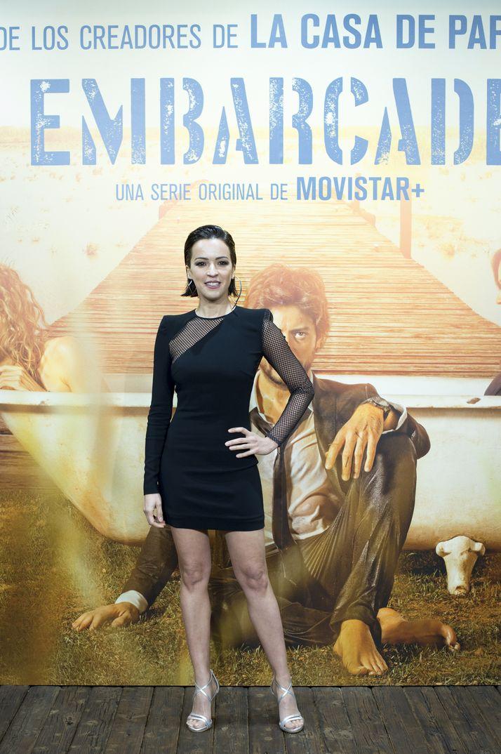 """Verónica Sánchez - """"El Embarcadero"""" © Movistar+"""