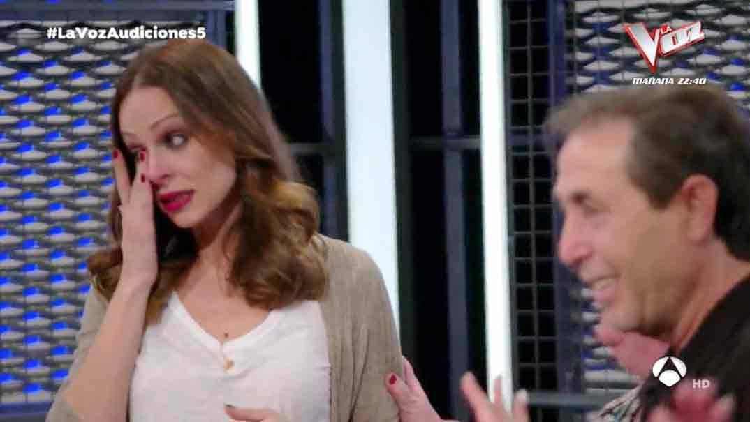 Eva González - La Voz © Antena 3