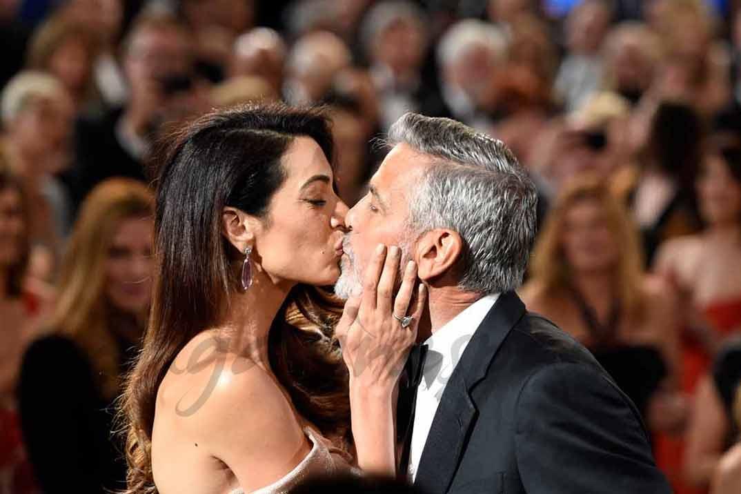 George y Amal Clooney … ¿divorcio a la vista?