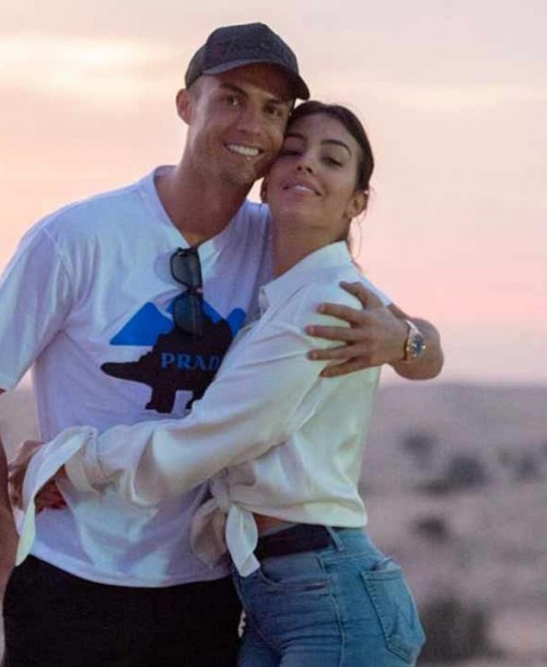 Georgina Rodríguez y Cristiano Ronaldo: Así han sido sus vacaciones de lujo