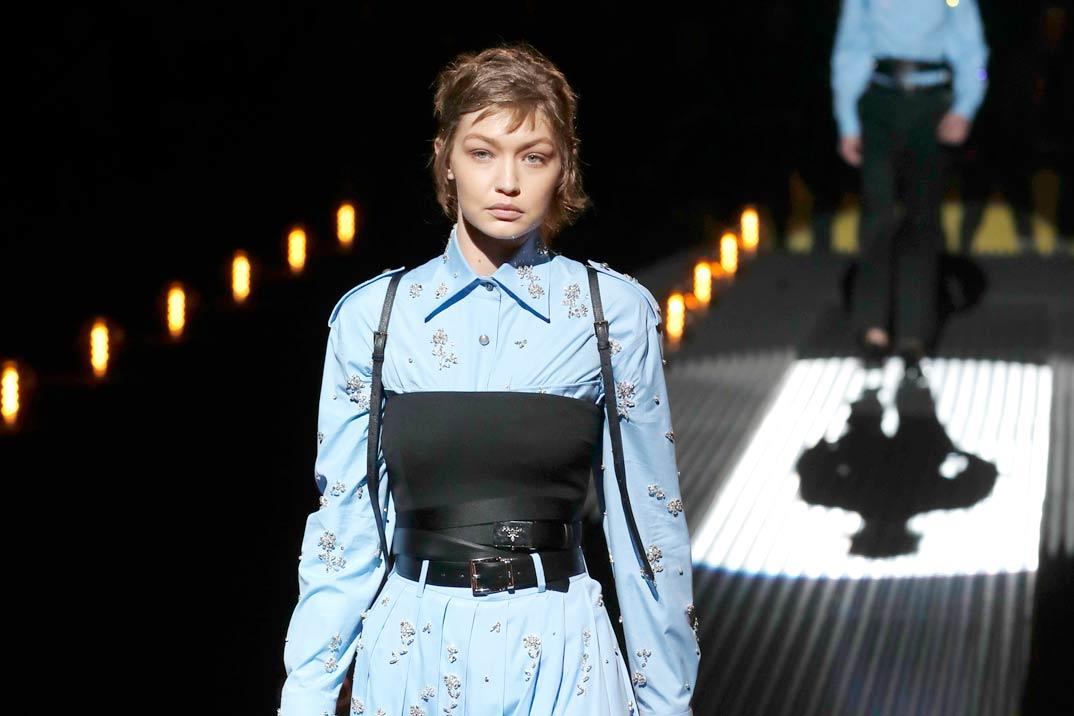 El sorprendente cambio de look de Gigi Hadid y Kaia Gerber