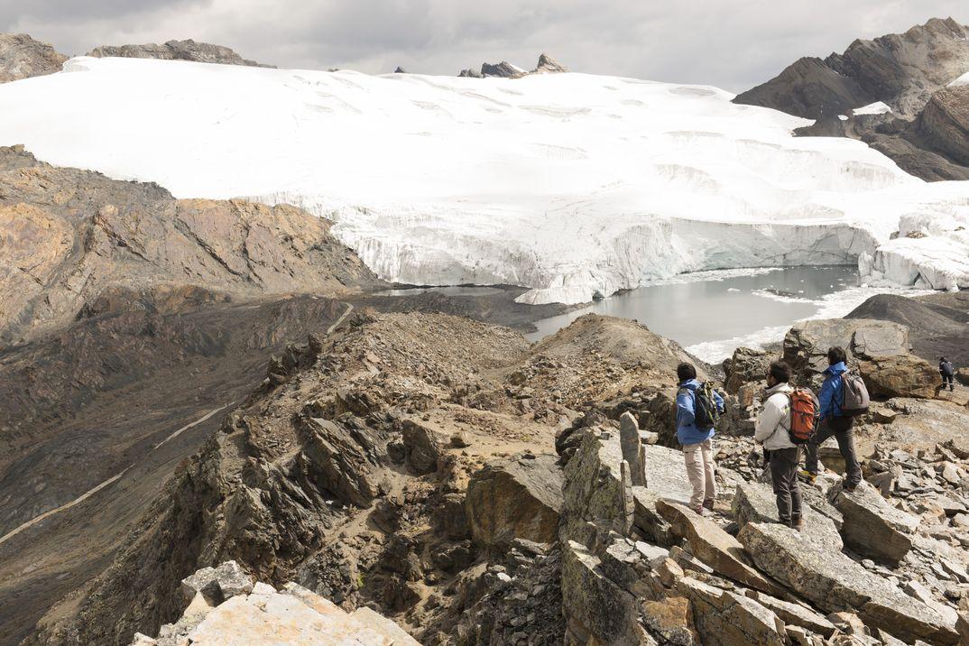 Glaciar Pastoruri - Perú