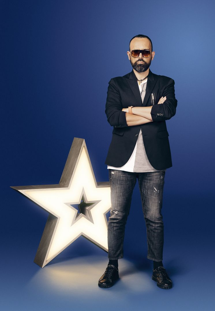 Risto Mejide - Got Talent España T4- Mediaset