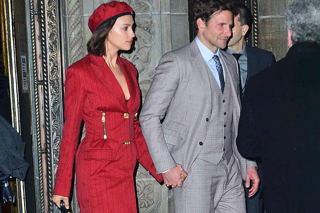 Bradley Cooper e Irina Shayk, la pareja con más glamour de Hollywood