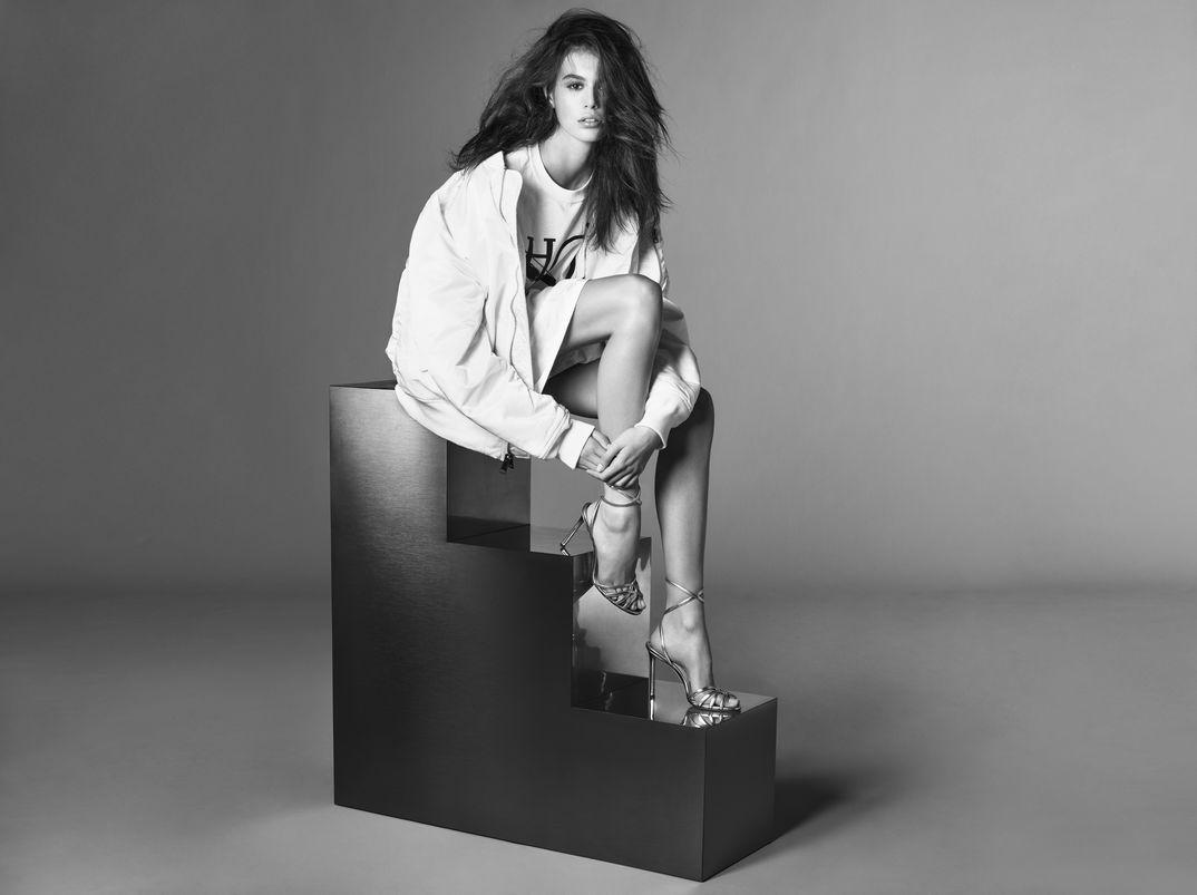 Kaia Gerber - Jimmy Choo