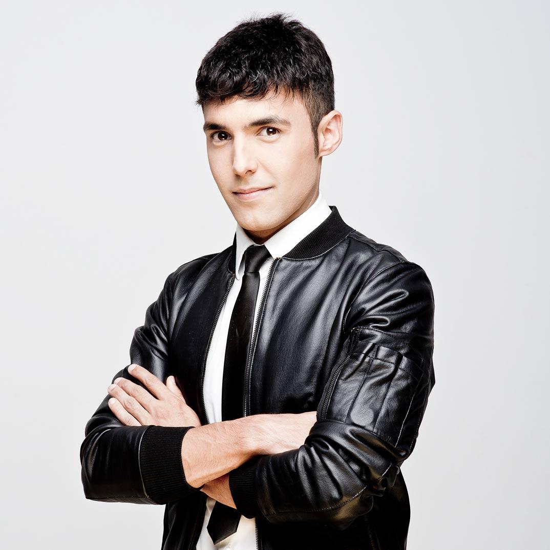 Antonio Díaz, El Mago Pop - Foto: Javier Naval