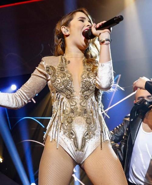 YouTube «censura» la actuación de Marilia para Eurovisión