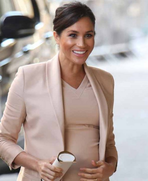 Tiffany Smith, la doble de Meghan Markle