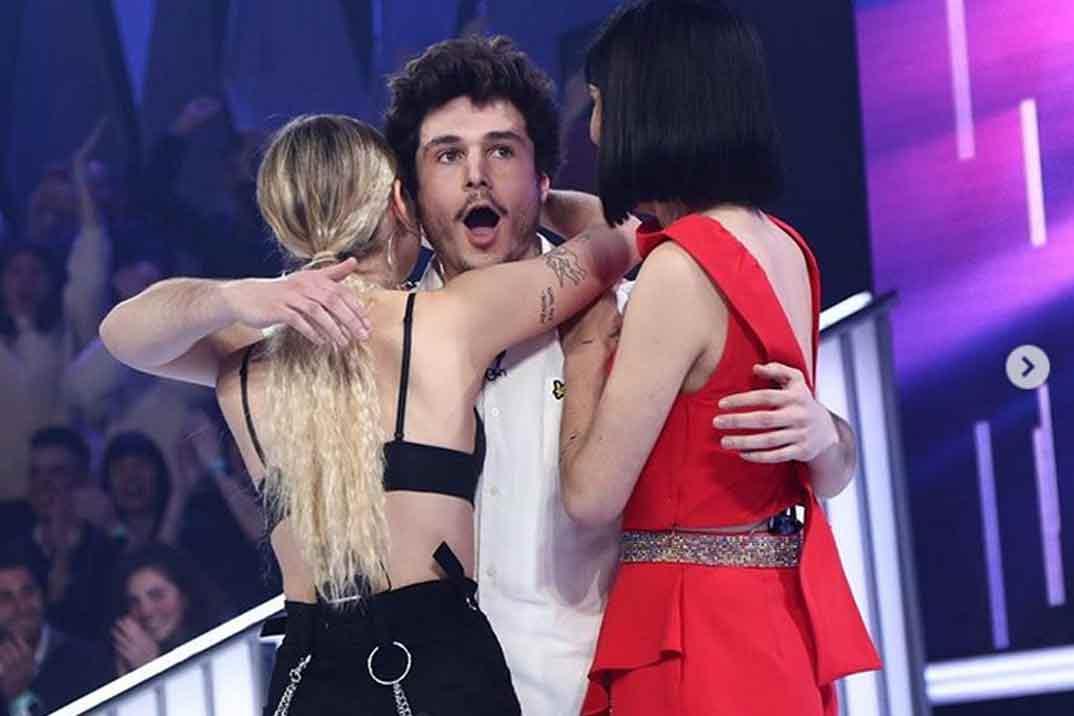 Miki, con la canción 'La venda', representará a España en el Festival de Eurovisión 2019