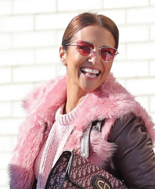Paula Echevarría y su perfecto look street style