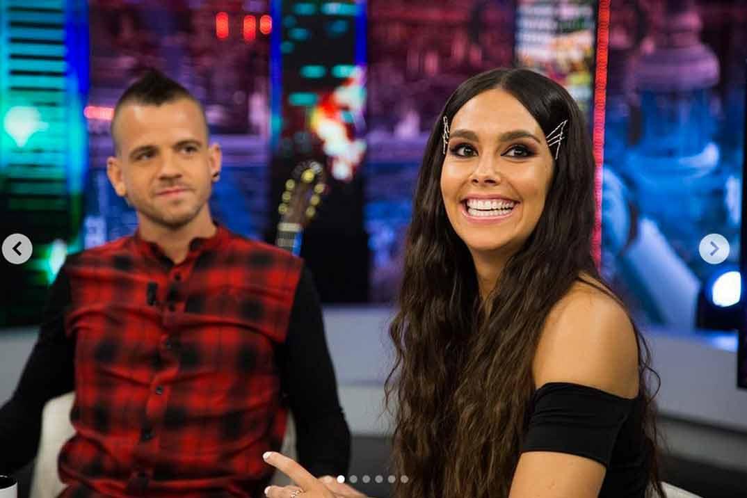 Cristina Pedroche, fichaje estrella de «El Hormiguero»