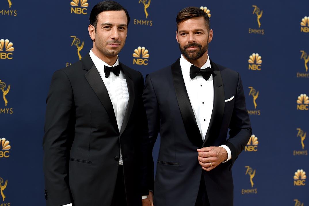 Ricky Martin y su marido, Jwan Yosef, dan la bienvenida a su hija Lucía