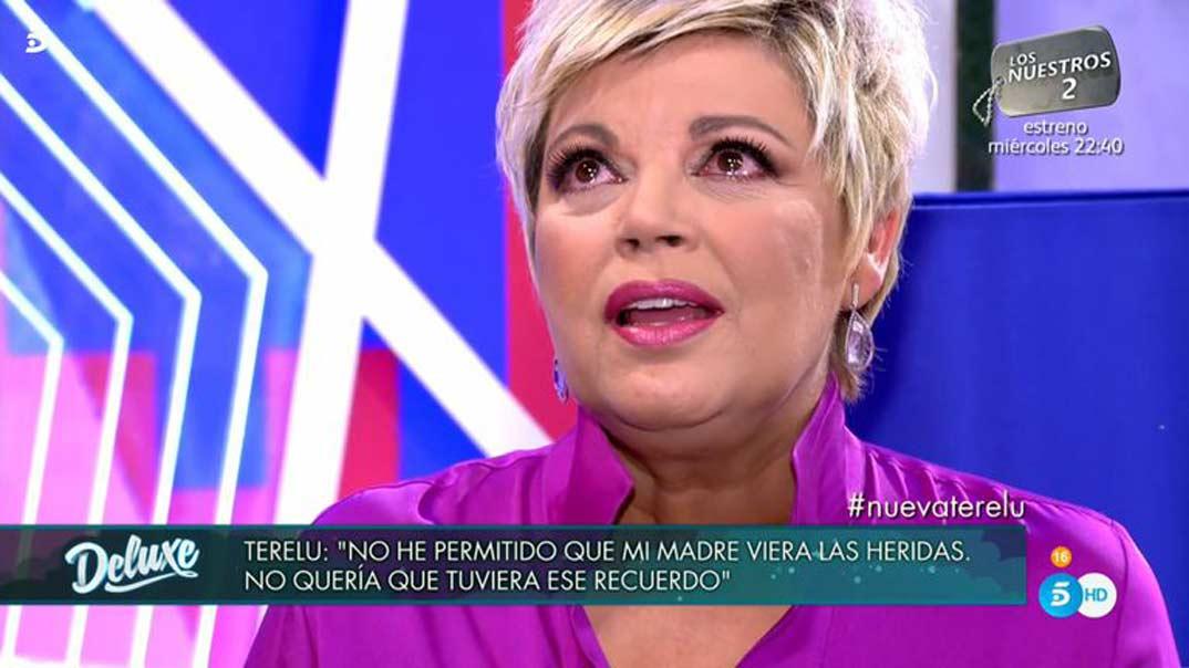 Terelu Campos en Salvame Deluxe