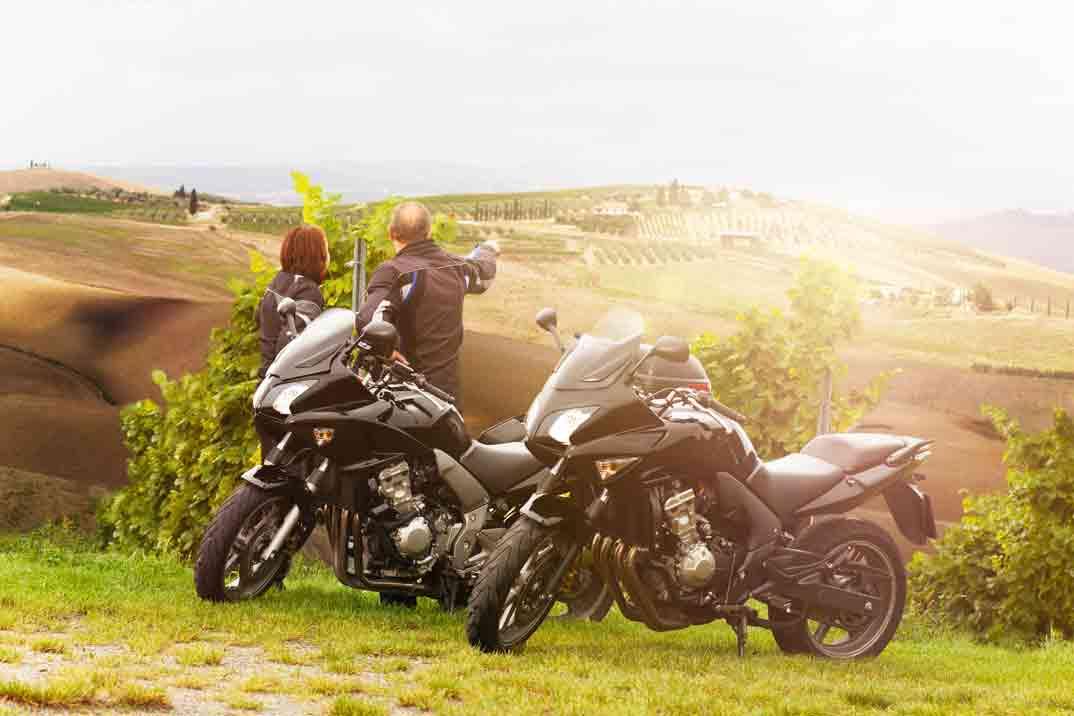 viaje moto