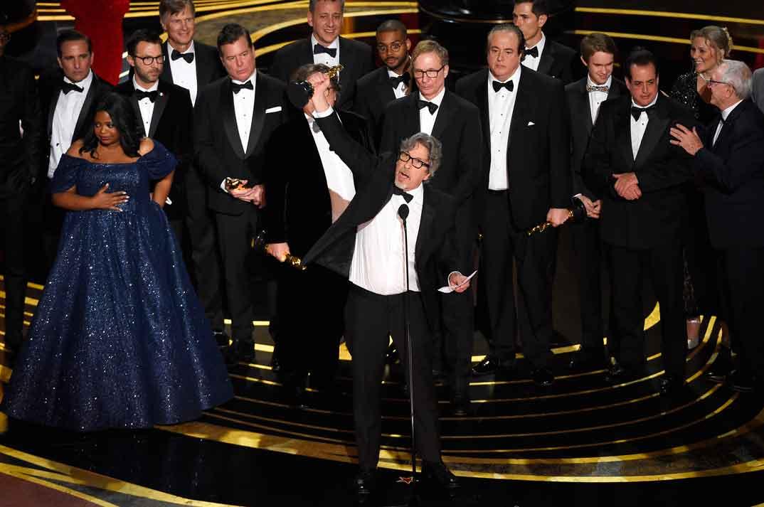 Peter Farrelly - Director Green Book - Premios Oscar 2019
