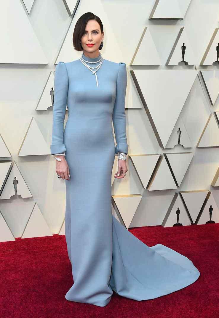Charlize Theron - Premios Oscar 2019