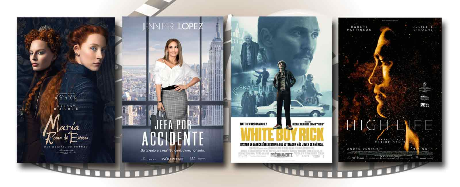 Estrenos de Cine de la Semana… 8 de Febrero 2019
