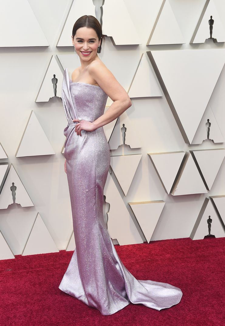 Emilia Clarke - Premios Oscar 2019
