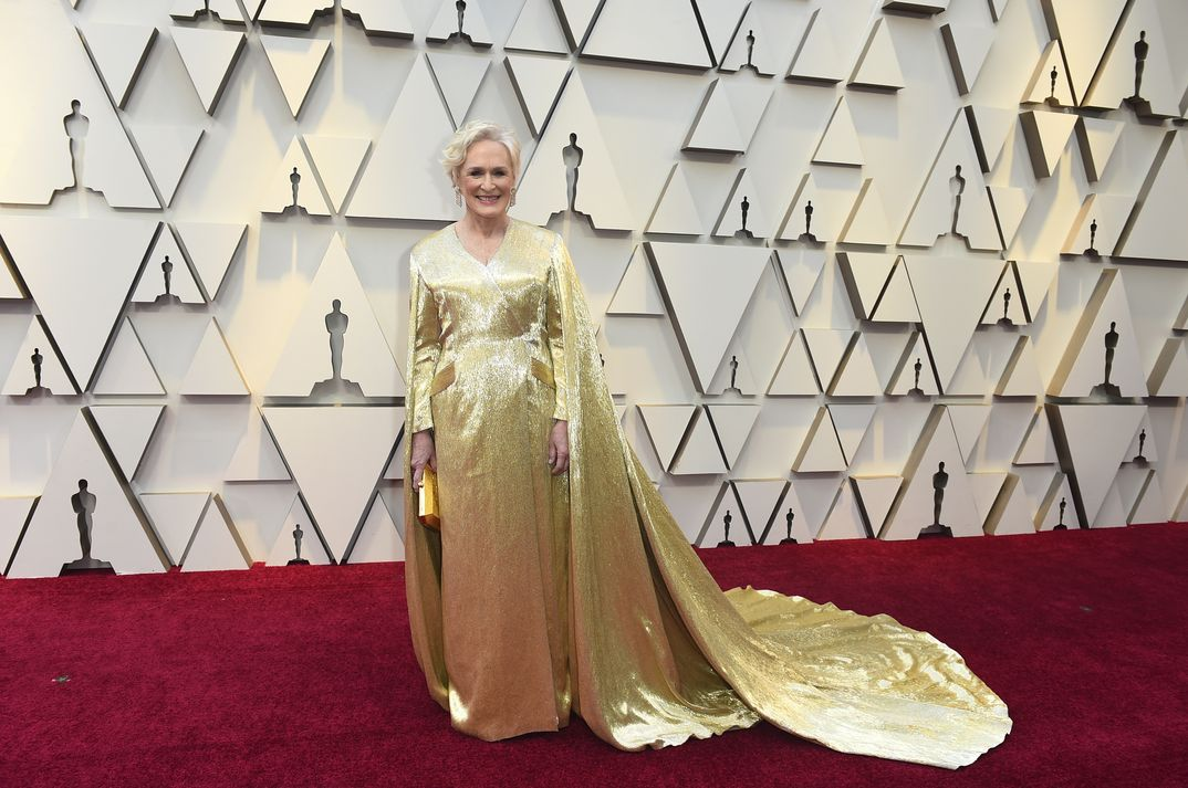 Glenn Close - Premios Oscar 2019