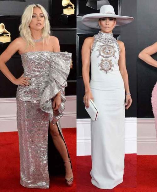 Premios Grammy 2019: Lo mejor y lo peor de la alfombra roja