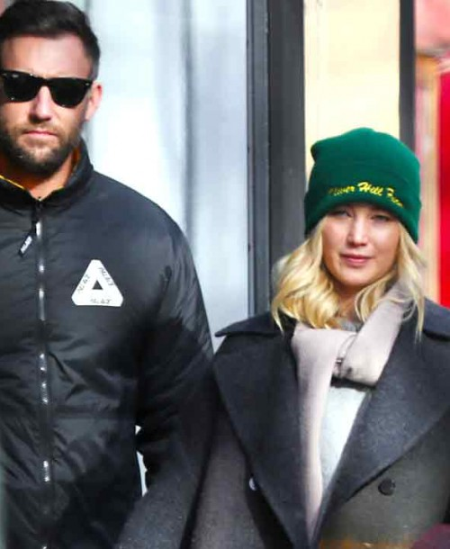 ¿Se han casado Jennifer Lawrence y Cooke Maroney?