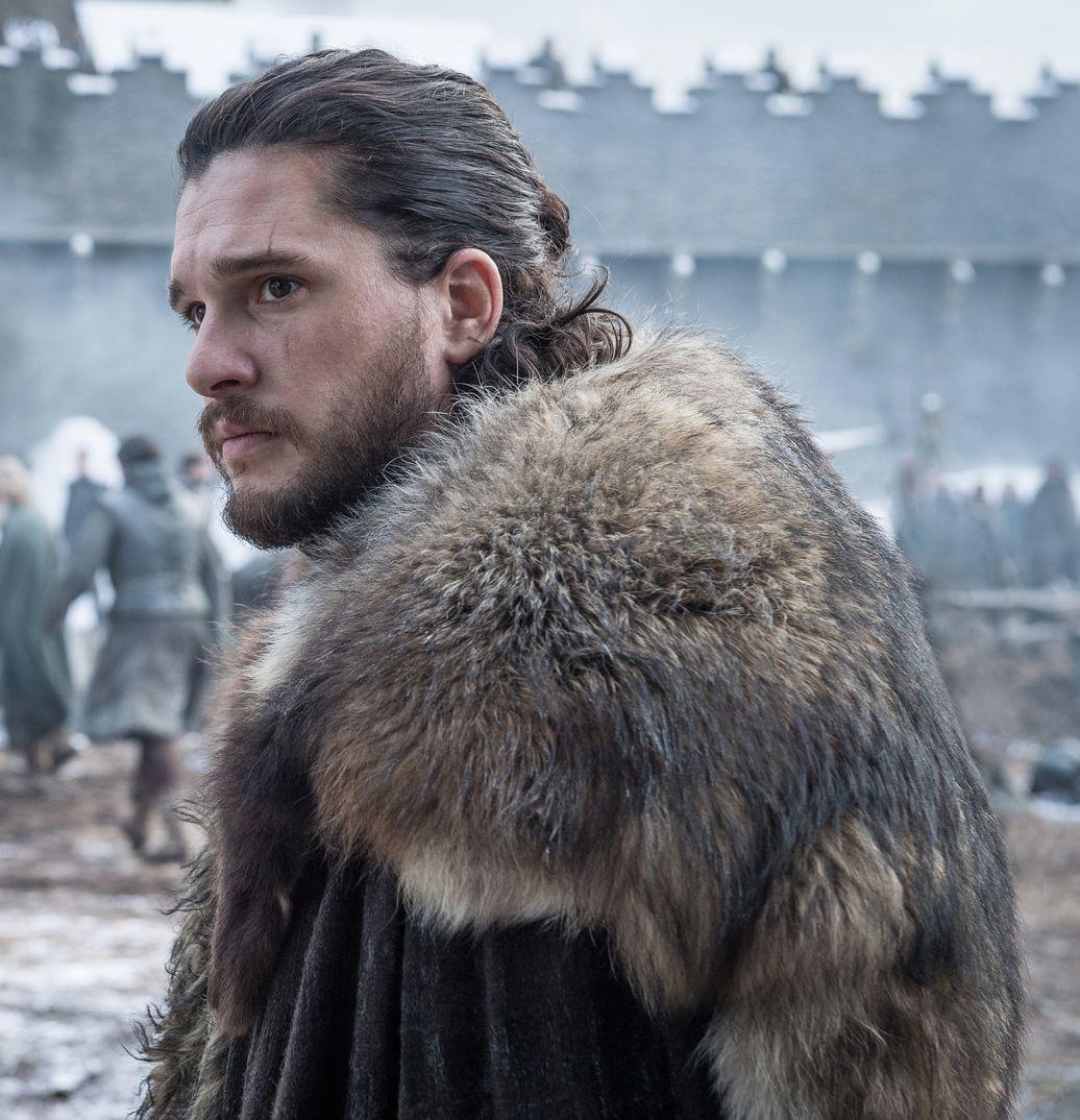 Jon Nieve (Kit Harington) Juego de Tronos - Temporada 8 © HBO