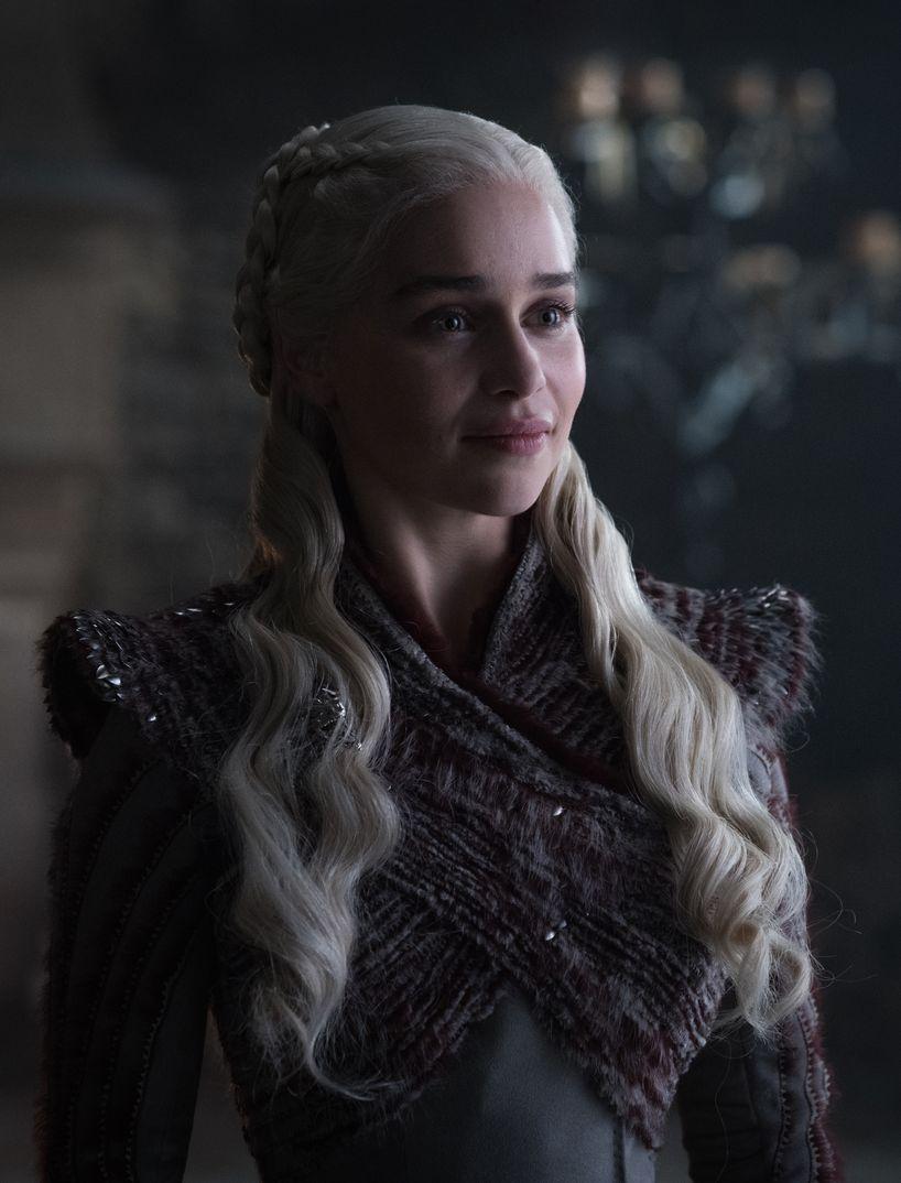 Daenerys Targaryen (Emilia Clarke) - Juego de Tronos - Temporada 8 © HBO