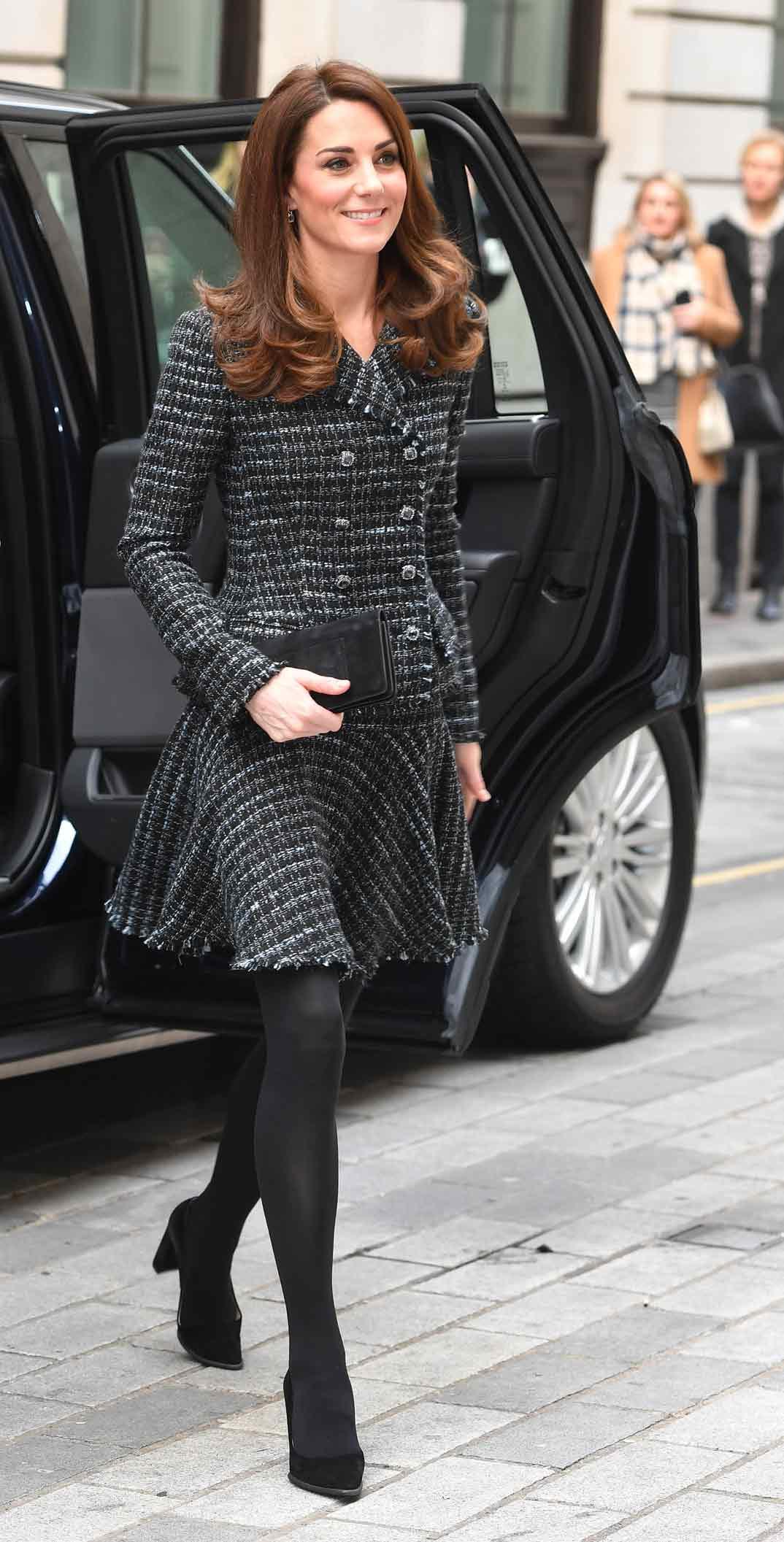 Kate Middleton Chanel