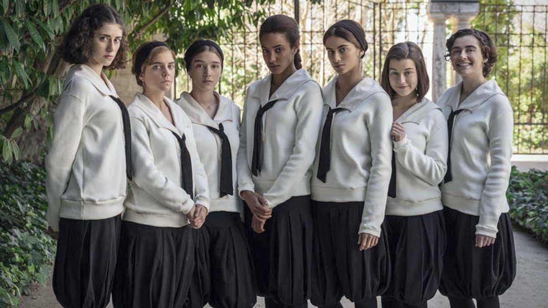 """""""La otra mirada """" - Abril Montilla, Lucía Díez, Carla Campra, Dariam Coco, Begoña Vargas, Paula de la Ni"""