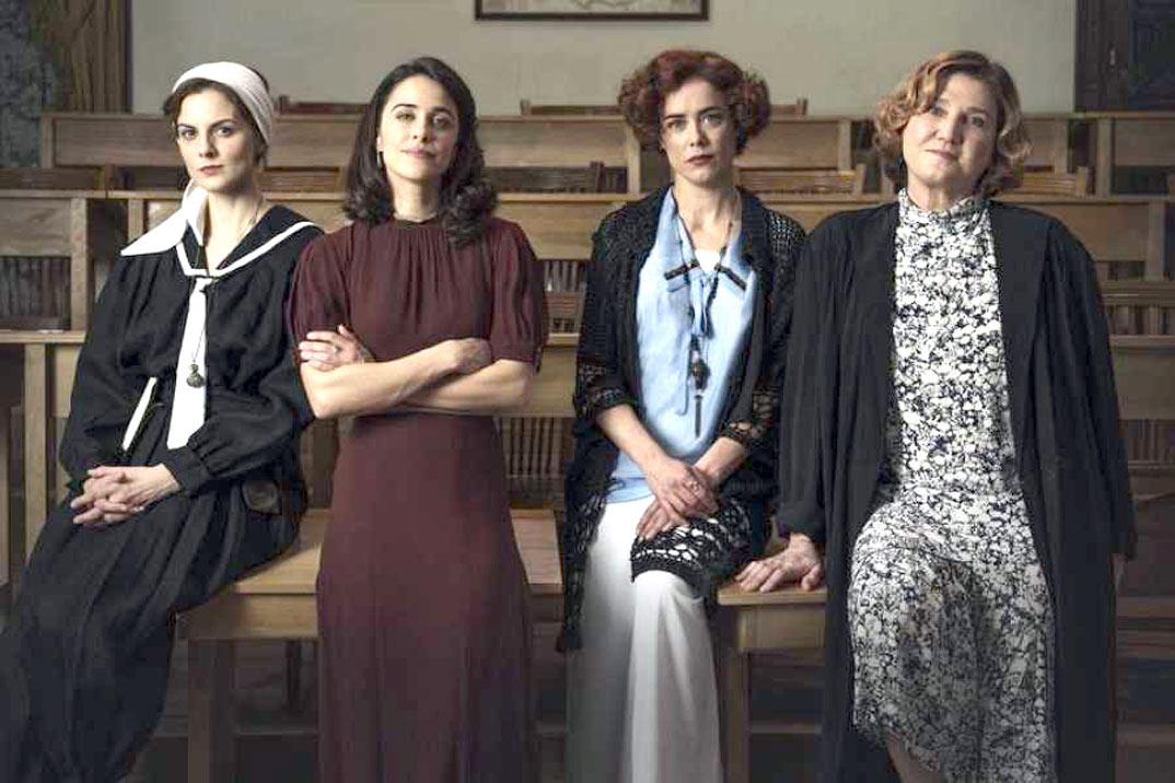 la otra mirada Melina Matthews, Macarena García, Patricia Lopez-Arnaiz y Ana Wagener rtve