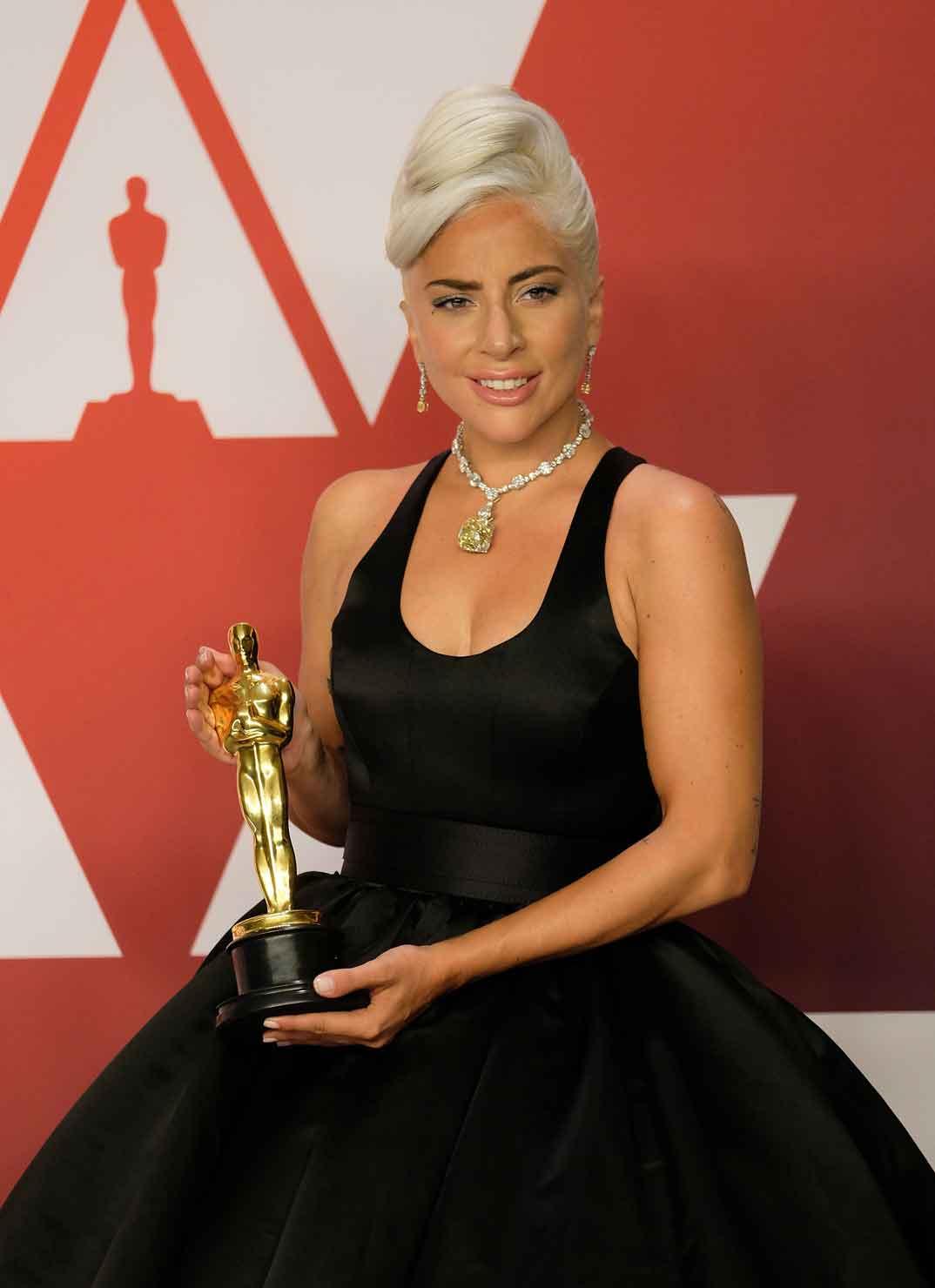 Lady Gaga - Premios Oscar 2019