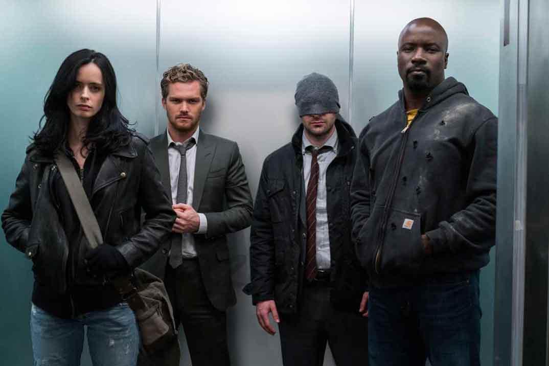 ¿Por qué ha cancelado Netflix todas las series de Marvel?