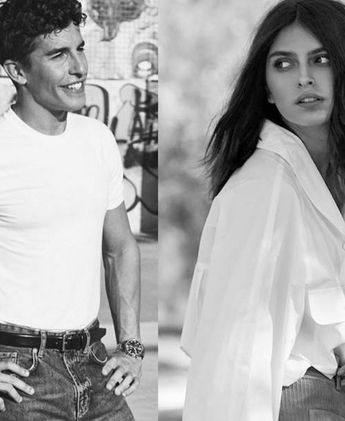 Así han confirmado su relación Lucía Rivera y Marc Márquez