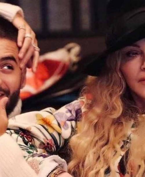 Madonna y Maluma revolucionan las redes sociales