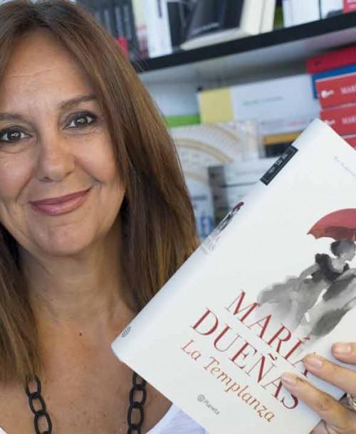 """""""La Templanza"""", de María Dueñas será serie de televisión"""
