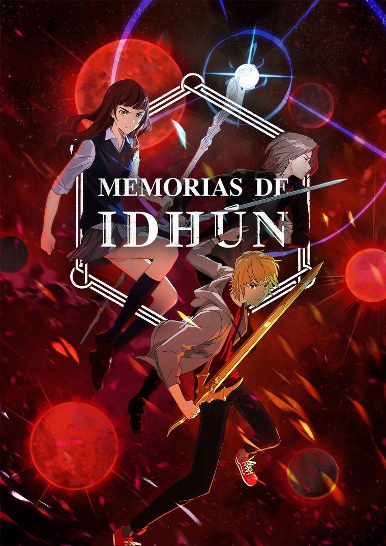 Memorias de Idhun © Netflix