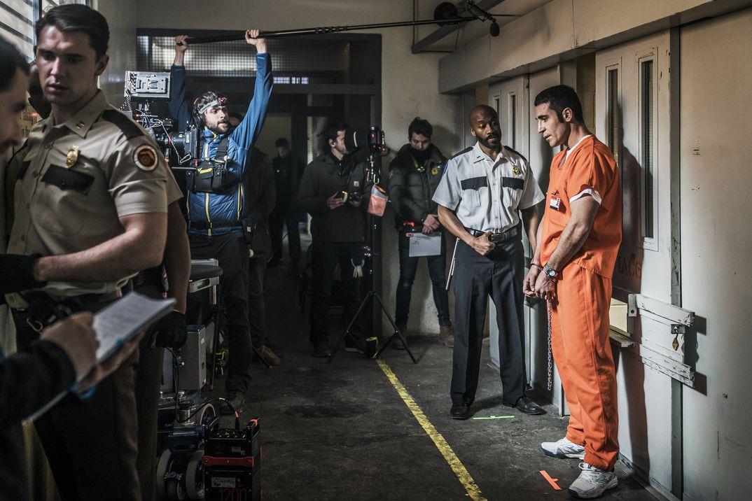 Miguel Angel Silvestre - En el corredor de la muerte © Movistar+
