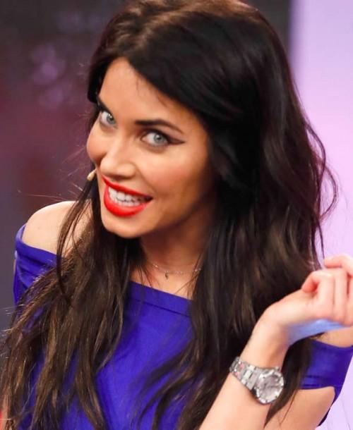 Pilar Rubio confirma en 'El hormiguero' su cuarto embarazo