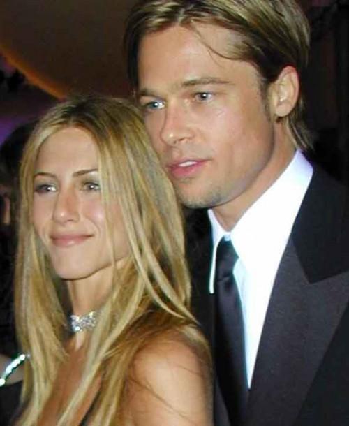 Brad Pitt invitado sorpresa a la fiesta navideña de Jennifer Aniston
