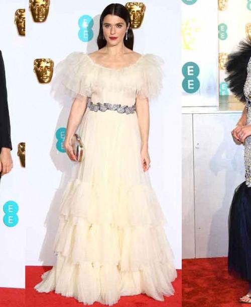 ¿Quién fue la mejor vestida de los Premios Bafta 2019?