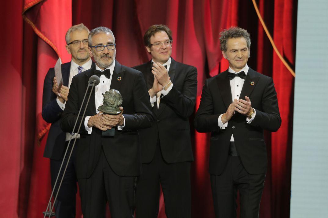 """Javier Fresser director de """"Campeones"""" - MEJOR PELÍCULA - Premios Goya 2019"""