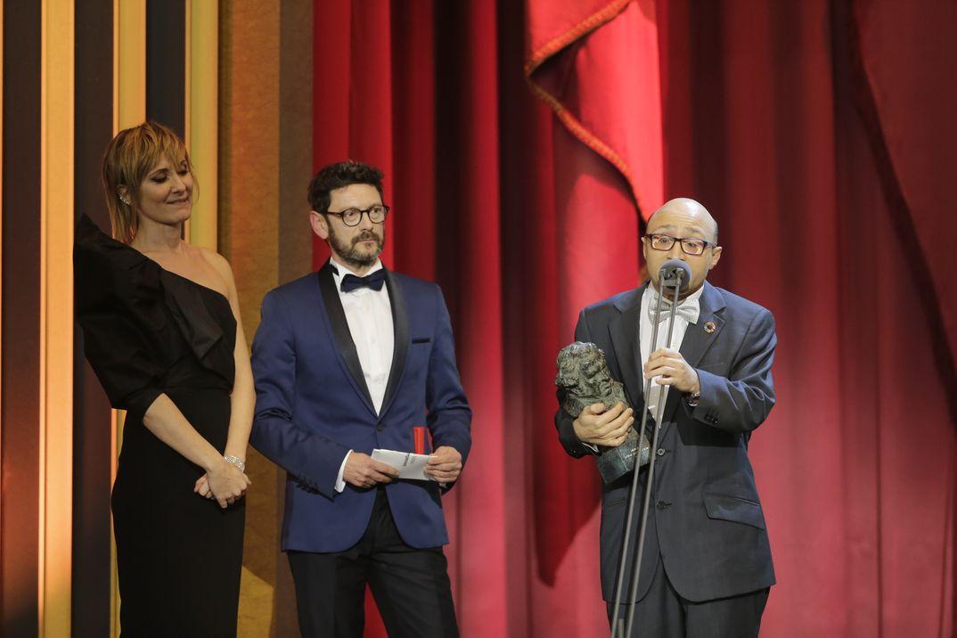 """MEJOR ACTOR REVELACIÓN: Jesús Vidal, por """"Campeones"""""""