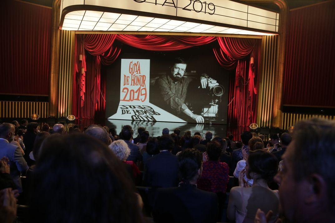 Goya de Honor 2019 a Narciso Ibáñez Serrador