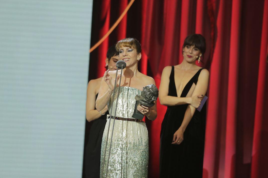 """MEJOR ACTRIZ REVELACIÓN: Eva Llorach """"Quién te cantará"""" - Premios Goya 2019"""