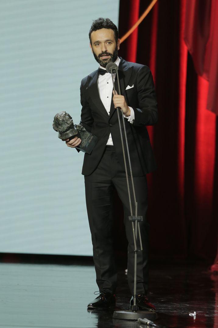 """MEJOR DIRECCIÓN: Rodrigo Sorogoyen, por """"El reino"""" - Premios Goya 2019"""