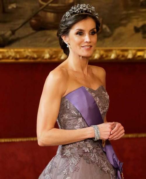 La reina Letizia, protagonista de un documental