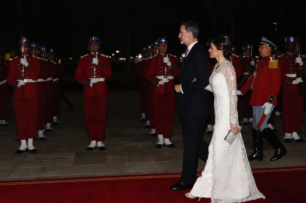Reyes Felipe y Letizia - Visita Oficial Marruecos © Casa S.M. El Rey