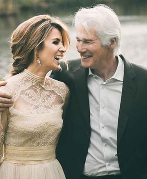 Richard Gere y Alejandra Silva esperan su segundo hijo