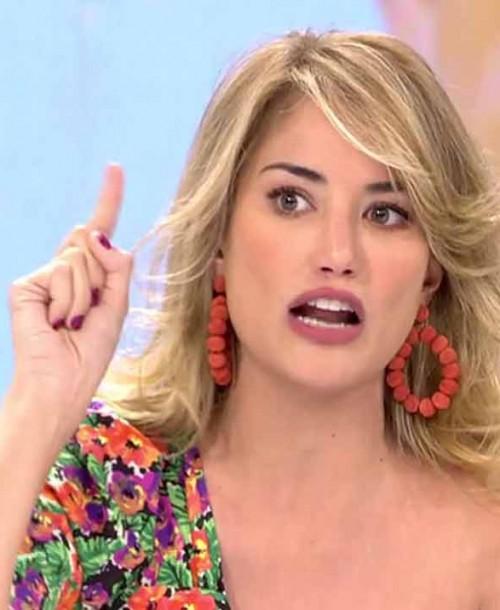"""Alba Carrillo a Courtois: """"Tienes la bragueta muy suelta"""""""